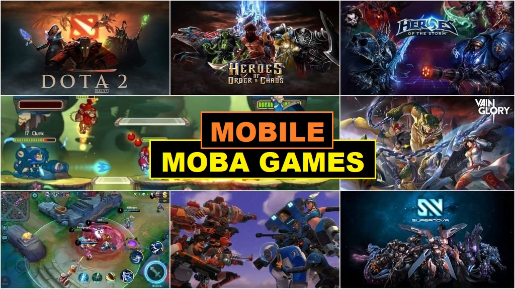 Top 7 iOS MOBA Games of 2020